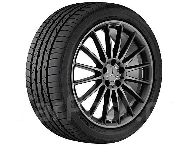 Диски колесные. Mercedes-Benz A-Class. Под заказ