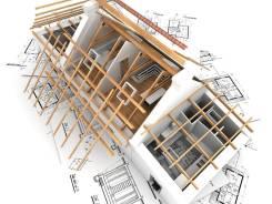 Строительство и ремонт домов квартир под ключ