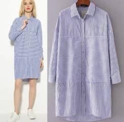 Платья-рубашки. 40, 44, 40-44, 46, 48, 50