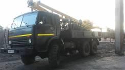 Камаз 4310. Продаётся буровая УРБ-2А-2Д, 10 850 куб. см., 15 125 кг.