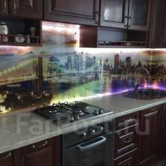 Изготовление фотофартуков для вашей кухни