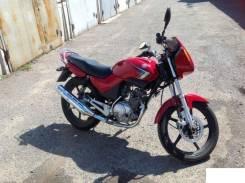 Продам мотоцикал Yamaha ybr125