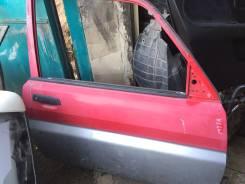 Дверь боковая. Mitsubishi Pajero iO, H66W Двигатель 4G93