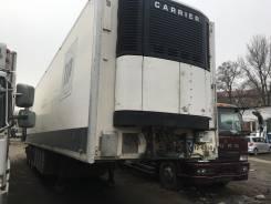 Lecitrailer. Полуприцеп рефрижератор, 32 000 кг.