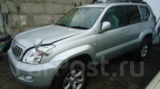 Toyota Land Cruiser Prado. x17, 6x139.70