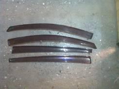 Ветровик. Nissan Tiida, NC11, C11, SC11 Двигатели: HR16DE, HR15DE, MR18DE