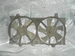 Вентилятор охлаждения радиатора. Nissan: 100NX, Vanette Serena, Serena, Lucino, NX-Coupe, Primera, Pulsar, Sunny, Almera Двигатель GA16DE