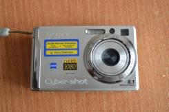 Sony Cyber-shot DSC-W90. 8 - 8.9 Мп, зум: 3х