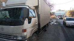 Toyota Dyna. Продается грузовик Toyota DYNA, 4 100 куб. см., 3 000 кг.