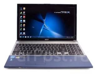 Acer Aspire TimeLineX 5830TG. WiFi, Bluetooth