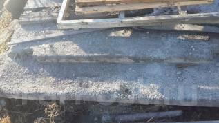 Плиты бетонные 2 штуки отдам бесплатно