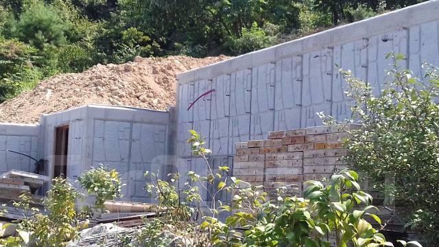 опорные стены
