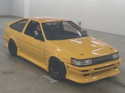 Toyota Corolla Levin. механика, задний, 1.6, бензин, б/п, нет птс. Под заказ