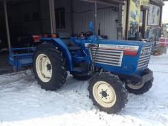Iseki. Японский мини-трактор TL2700