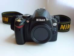Nikon D60 Body. 10 - 14.9 Мп, зум: без зума
