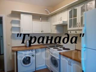 2-комнатная, улица Вострецова 6в. Столетие, агентство, 54 кв.м. Кухня