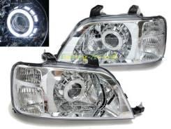 Линза фары. Honda CR-V, RD1, RD2