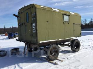 ГАЗ 66. Продам вагончик