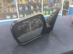 Зеркало заднего вида боковое. Mitsubishi Outlander