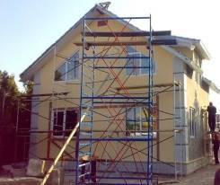 Фасадные работы. качественно в Хабаровске