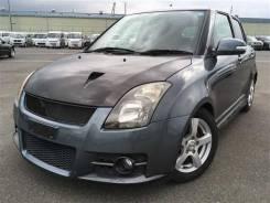 Suzuki Swift. механика, задний, 1.6 (125 л.с.), бензин, б/п, нет птс. Под заказ