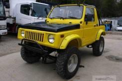 Suzuki Jimny. механика, 4wd, 0.7, бензин, б/п, нет птс. Под заказ