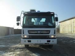 Daewoo Novus. 2014, 11 051 куб. см., 14 000 кг.