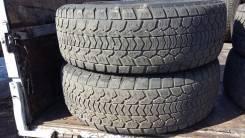 Dunlop Grandtrek. Зимние, без шипов, 2014 год, износ: 30%, 2 шт