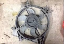 Вентилятор охлаждения радиатора. Hyundai Accent
