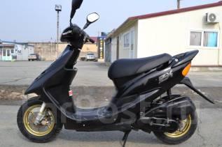 Honda Dio. 50 куб. см., исправен, птс, без пробега