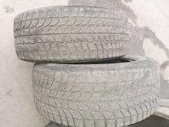 Michelin Latitude X-Ice North. Зимние, без шипов, 2005 год, износ: 60%, 2 шт