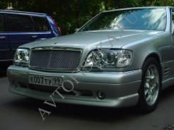 Обвес кузова аэродинамический. Mercedes-Benz S-Class, W140. Под заказ