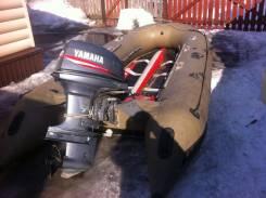 Yamaha. Год: 2012 год, длина 4,30м., двигатель подвесной, 40,00л.с., бензин