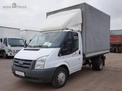 Ford Transit. Продается бортовой тентованный грузовик , 2 402 куб. см., 1 582 кг.