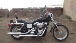 Harley-Davidson Dyna. 1 450 куб. см., исправен, птс, без пробега