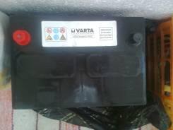 Varta. 65 А.ч., левое крепление