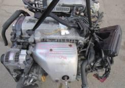 Двигатель в сборе. Toyota: Caldina, Vista, Camry, Corona, Carina Двигатель 4SFE