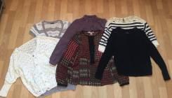 Отличные Модные блузки и кофточки одним лотом. 40, 42, 44