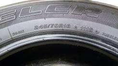 Bridgestone Dueler H/T 470. Всесезонные, 2016 год, износ: 30%, 5 шт