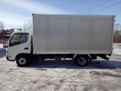 Toyota Dyna. Срочно продам отличный грузовик обьем дв.2700 бензин, 2 700 куб. см., 2 000 кг.