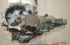 Механическая коробка переключения передач. Mitsubishi Libero, CD5W Двигатель 4G93