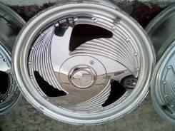 Продам диски R16 японские разборные кованные 4/100 4/114,3. 7.0x16, 4x100.00, 4x114.30