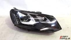 Фара. Volkswagen Touareg