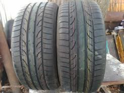Bridgestone Potenza RE050. Летние, 2012 год, без износа, 2 шт
