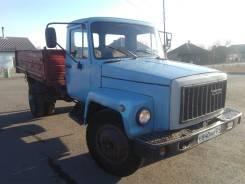 ГАЗ 3307. Самосвал, 4 200 куб. см., 4 200 кг.