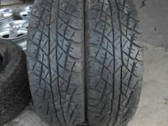 Dunlop Grandtrek AT2. Всесезонные, 2005 год, износ: 10%, 2 шт