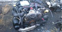 Двигатель в сборе. Subaru Legacy B4, BN9, BL9, BL5, BM9, BEE, BE9, BLE, BE5, BMM, BMG Двигатели: EJ202, EJ204, EZ20, EJ25, FB25, EZ30D, EZ30, EJ20, EJ...