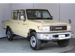 Toyota Land Cruiser. механика, 4wd, 4.0, бензин, 26 000 тыс. км, б/п. Под заказ