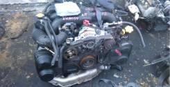 Двигатель в сборе. Subaru Outback, BP, BP9, BPE, BPH, BR, BR9, BRF, BRM, BS, BS9 Двигатели: EJ25, EJ251, EJ252, EJ253, EJ255, EZ30, EZ36, FB25, EZ30D...