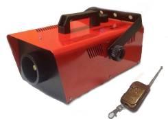 Оборудование Fortela для удаления запахов сухим туманом